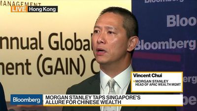 Asia Trading Environment Will Continue to Be Volatile, Says Morgan Stanley's Chui
