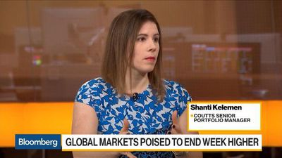 Bloomberg Daybreak: Europe - We Have Become More Cautious, Says Coutts's Kelemen