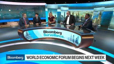 Bloomberg Surveillance - Will Davos See a Clash Between Populists and Globalists?