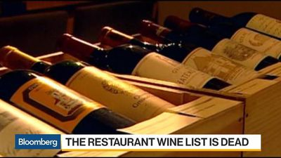 Bloomberg Daybreak: Americas - Is the Restaurant Wine List Dead?