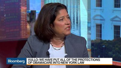 NY's Vullo on Bank Regulation, Obamacare Protections and Cryptocurrencies