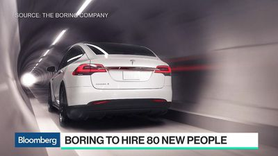 Bloomberg Technology - Behind Elon Musk's Hiring and Firing Spree