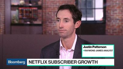 Bloomberg Technology - Netflix's Lackluster Results Are Transitory, Raymond James Analyst Says