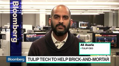 Bloomberg Technology - How Tulip's Mobile Platform Is Reinventing Retail