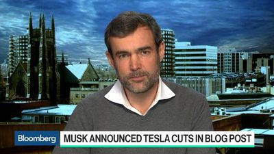 Bloomberg Technology - Tesla Is at a Turning Point, Analyst Ferragu Says