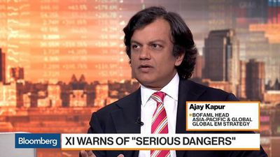 Bloomberg Daybreak: Asia - Assessing the Health of the Chinese Economy
