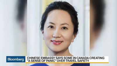 Bloomberg Daybreak: Asia - China-Canada Feud Escalates as U.S. to Push Ahead With Huawei CFO Extradition