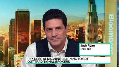 Bloomberg Technology - REX's Business Model Is Tested and Working Well, CEO Says