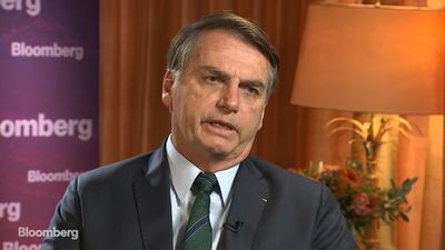 Brazil's Bolsonaro Says He Wants to Modernize Trade Deals