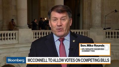 Sen. Rounds Sees Growing Bipartisan Support to End Shutdown