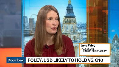 Bloomberg Markets: European Open - U.S. Dollar Likely to Hold Its Own Against G10, Says Rabobank's Foley
