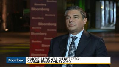 Bloomberg Daybreak: Europe - Baker Hughes CEO on Plans to Eliminate Carbon Emissions
