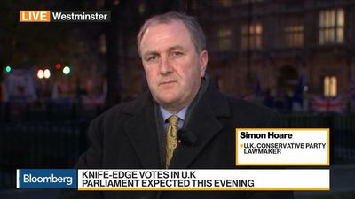 Bloomberg Daybreak: Europe - We Are in the Closing Stages of Brexit Process, Says Tory Party Lawmaker