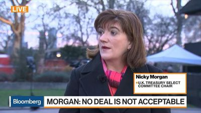 Bloomberg Markets: European Open - Brexit Compromise Has Widespread Support, Says U.K. Treasury's Morgan