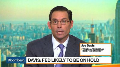 Bloomberg Markets: European Close - Why Vanguard's Davis Sees One Fed Rate Hike in 2019