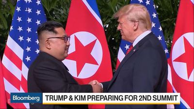 Bloomberg Daybreak: Asia - U.S. Spy Chief Says Kim Unlikely to Disarm