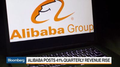 Bloomberg Markets - Alibaba Beats 3Q Estimates, Revenue Climbs 41%