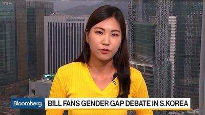 Bloomberg Daybreak: Asia - South Korea Pushes for More Equality at the Highest Level