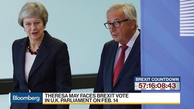 Bloomberg Daybreak: Europe - EU Said to Offer No Concessions to U.K.