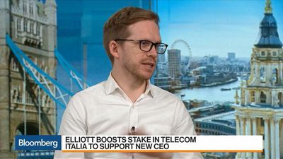 Bloomberg Markets - Brookfield, Elliott Focus on European Telecom