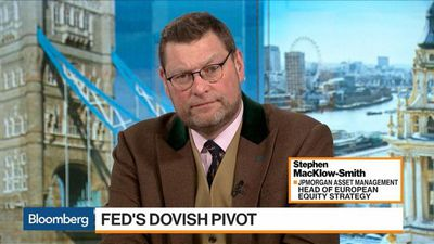 Bloomberg Markets: European Close - JPM's Macklow-Smith Sees Above-Trend Eurozone Growth