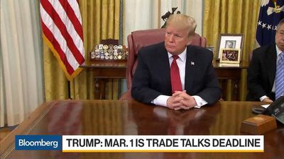 Bloomberg Daybreak: Australia - Trump to Send Mnuchin, Lighthizer to China for Next Round of Trade Talks