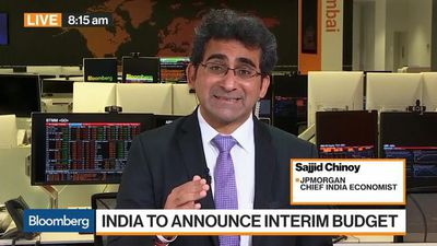 Bloomberg Markets: Asia - The Importance of India's Interim Budget