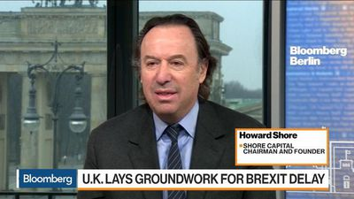 Bloomberg Markets: European Open - U.K.,EU Will Find a Compromise and It Will Be a Fudge, Says Shore Capital's Chairman