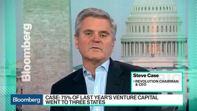 Bloomberg Technology - How Steve Case Is Leveling the VC Field By Bus