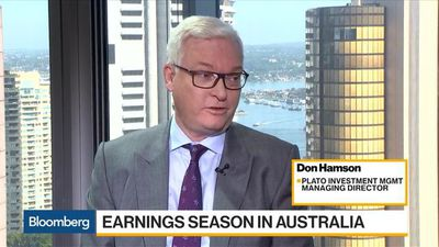 Bloomberg Daybreak: Australia - Australian Resources Stocks Will Do Pretty Well, Plato Investment Says