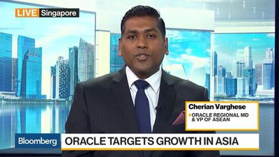 Bloomberg Daybreak: Asia - Oracle's Top Could Trends for 2019