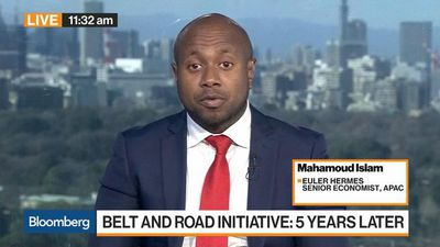 Bloomberg Markets: Asia - China's Belt and Road Initiative: 5 Years Later