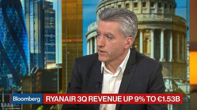 Bloomberg Daybreak: Europe - Ryanair Will Continue to Prioritize Increasing Market Share, Says CFO