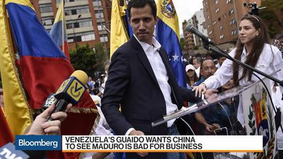 Bloomberg Markets: European Open - Venezuela's Guaido Wants China to See Maduro Is Bad for Business