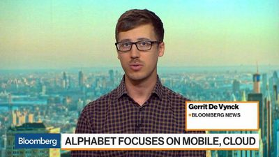 Bloomberg Markets - What to Expect From Alphabet's Fourth-Quarter Results