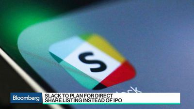 Bloomberg Technology - Slack Confidentially Files for Proposed IPO