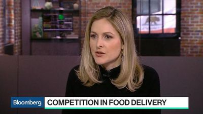 Bloomberg Technology - Food Delivery Pioneer Postmates Confidentially Files for IPO