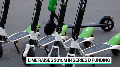 Bloomberg Technology - Why Bain Capital Is Investing in Scooter Startup Lime