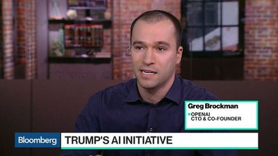 Bloomberg Technology - Trump Signs Order Prioritizing Artificial Intelligence Research