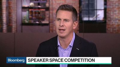 Bloomberg Technology - Sonos CEO Focused on Long-Term Growth, Would Be Open to an Offer From Apple