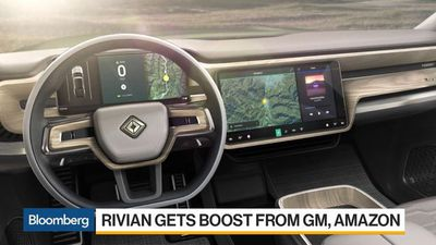 Bloomberg Daybreak: Asia - GM, Amazon Said to Plan Investing in Plug-In Truck Maker Rivian