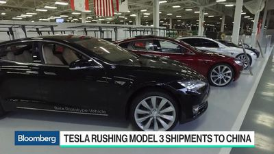 Bloomberg Technology - How the Trade War Impacts Tesla's Push Into China