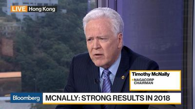 Bloomberg Daybreak: Asia - Mass Market Will Continue to Drive Growth of NagaCorp, Says Chairman