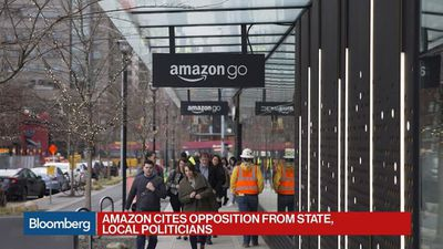 Bloomberg Technology - LIC Partnership President Reacts to Amazon Scrapping HQ2 Plans