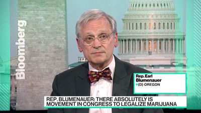 Bloomberg Technology - Rep. Blumenauer on Amazon HQ2 and Legalized Marijuana