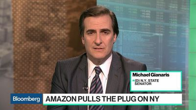 Bloomberg Technology - Amazon Acted Like a 'Petulant Child' in HQ2 Decision, NY State Senator Gianaris Says