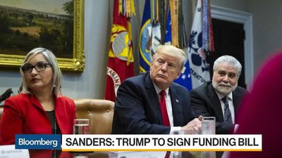 Bloomberg Daybreak: Asia - Trump Said to Sign Funding Bill, Plans Emergency Declaration