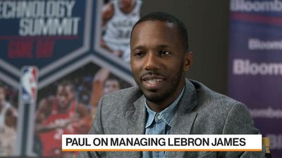 Bloomberg Markets: European Close - Lebron James Not Moving for Money, Agent Rich Paul Says