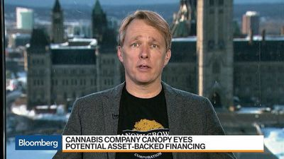 Bond Issue Would Make Sense for Canopy Growth, CEO Says