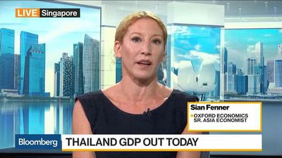 Bloomberg Daybreak: Asia - Asia's Export Growth Outlook Remains Challenging, Says Oxford's Fenner